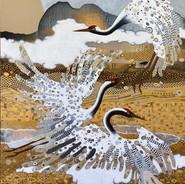 Cranes I