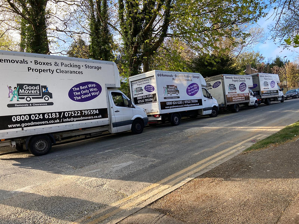 Removals Warlingham - Good Movers LTD | Home moves | Croydon | Office relocation