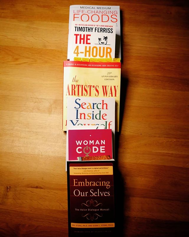 Choice of the weekend - which book do I