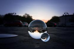/ Boule de verre