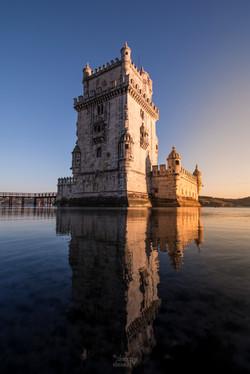 Tour Belém - Lisbonne