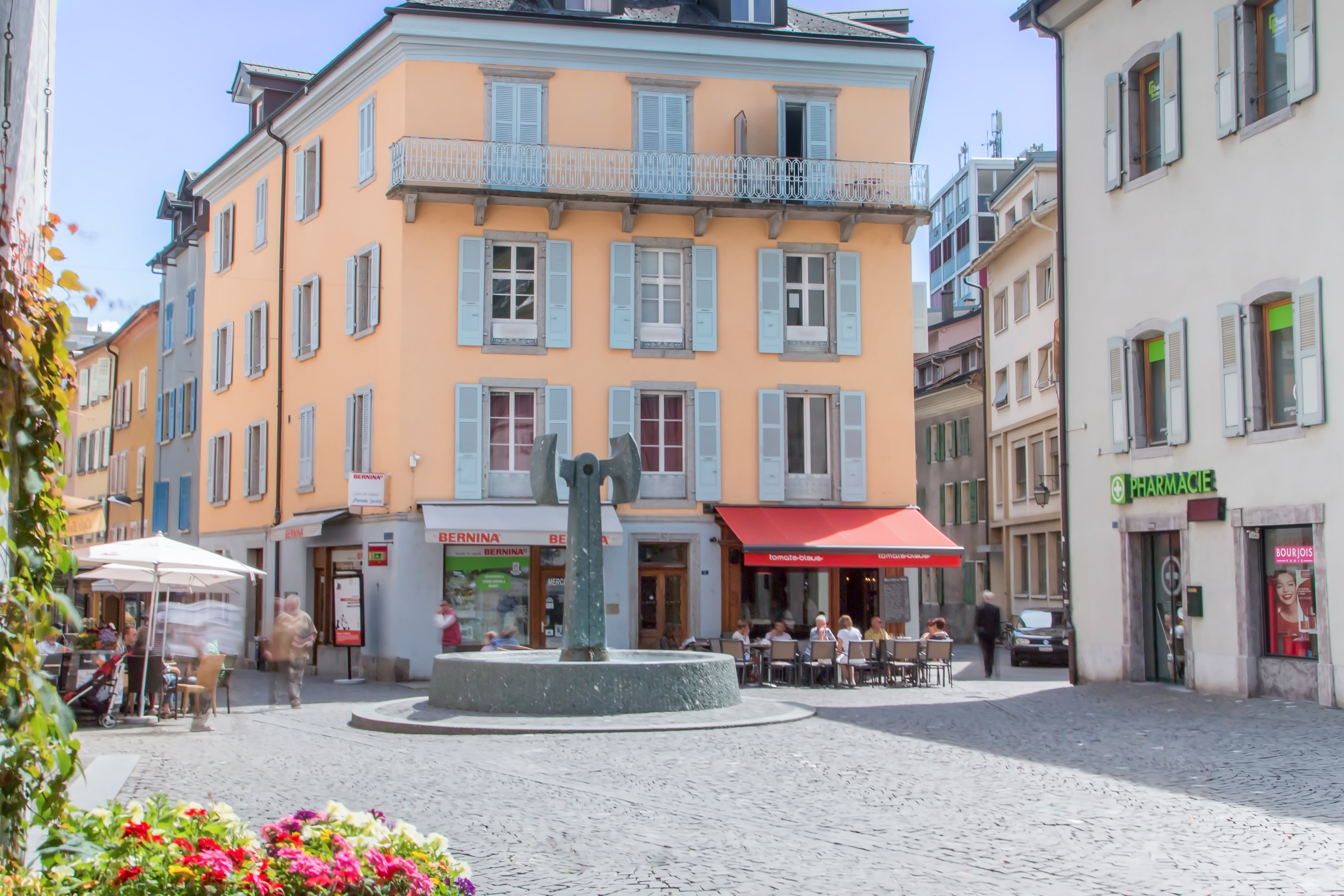 Place Tübingen