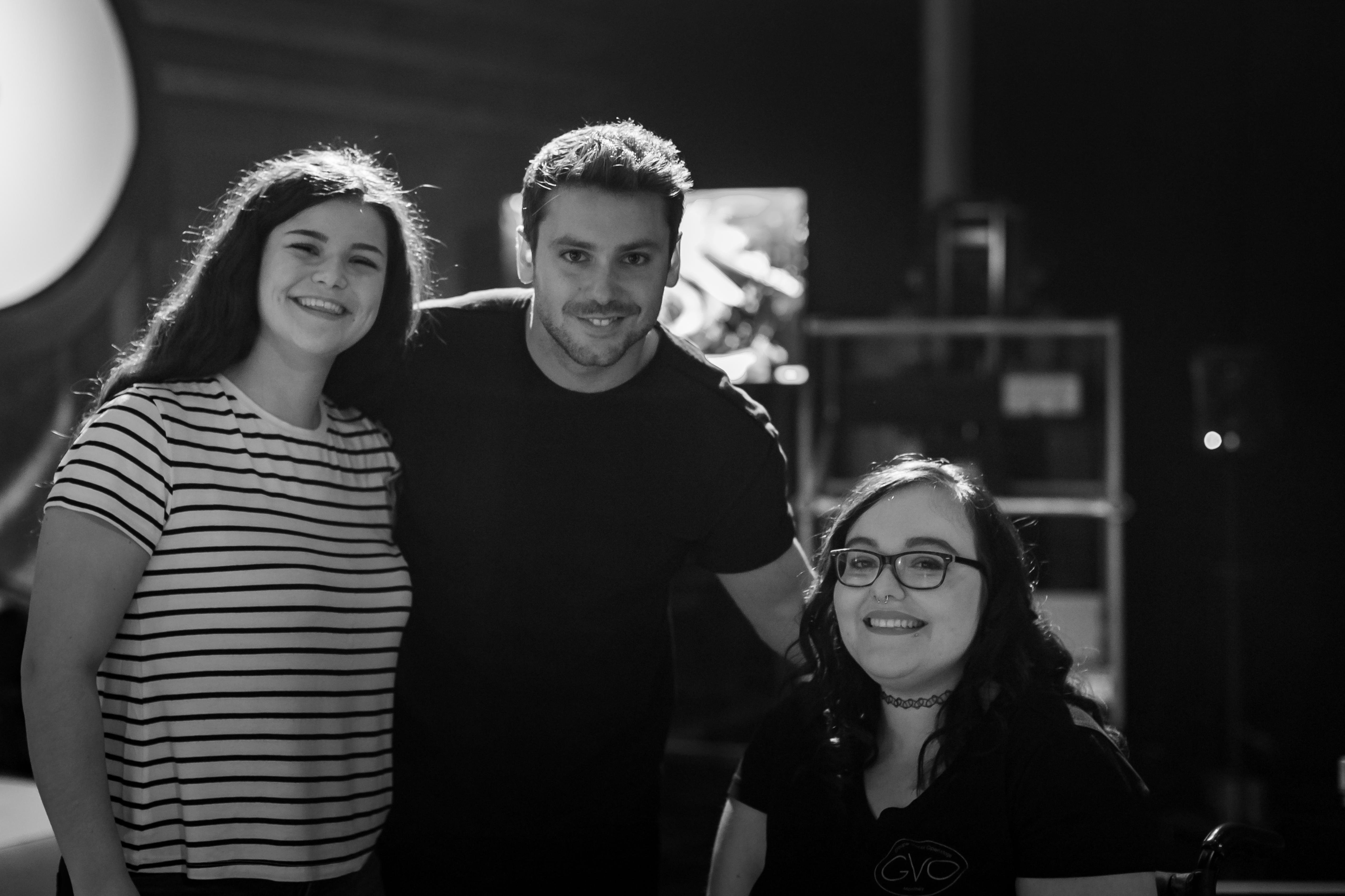 Bastian Baker, Amel et Shanon