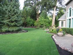 west backyard