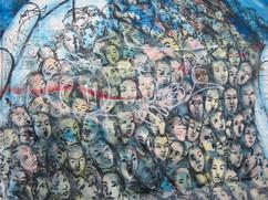 East side gallery - Kanu Alavi (1991)