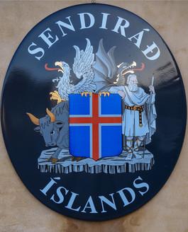 Siège de l'ambassade d'Islande