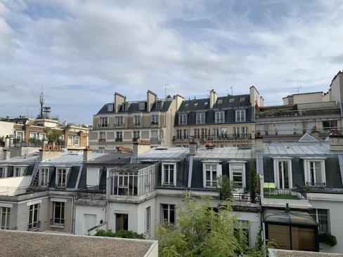 Maison La Roche - Toit-terrasse