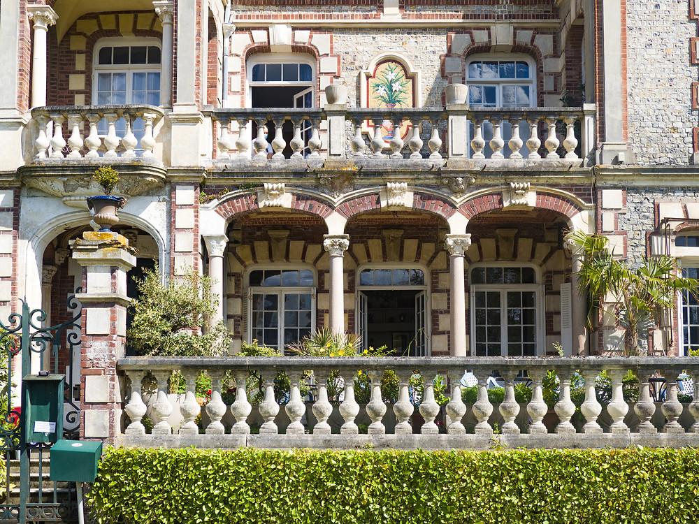 Villa L'argentine anciennement Villa Maxime. - Arch. Mauclerc.