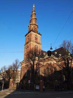L'église de Notre Sauveur