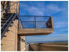 Le toit-terrasse