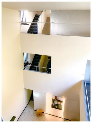 Maison La Roche - Le Hall