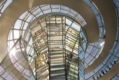 Reichstag - Le dôme