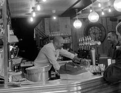 Service au bar