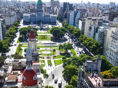 Le paradigme européen dans l'architecture de Buenos Aires.