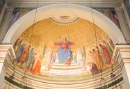 Grande fresque du Choeur