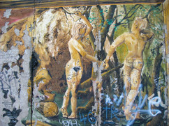 East side gallery (2004)