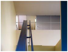 Maison La Roche - Escaliers
