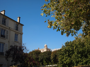 Jardin des arts, rue Henri IV