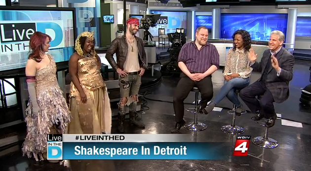 Shakespeare in Detroit's A and C
