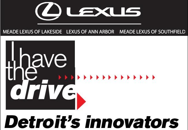Sam White   Lexus Campaign