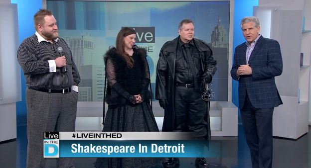 King Lear on Live in the D