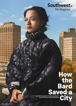 How the Bard Saved a City