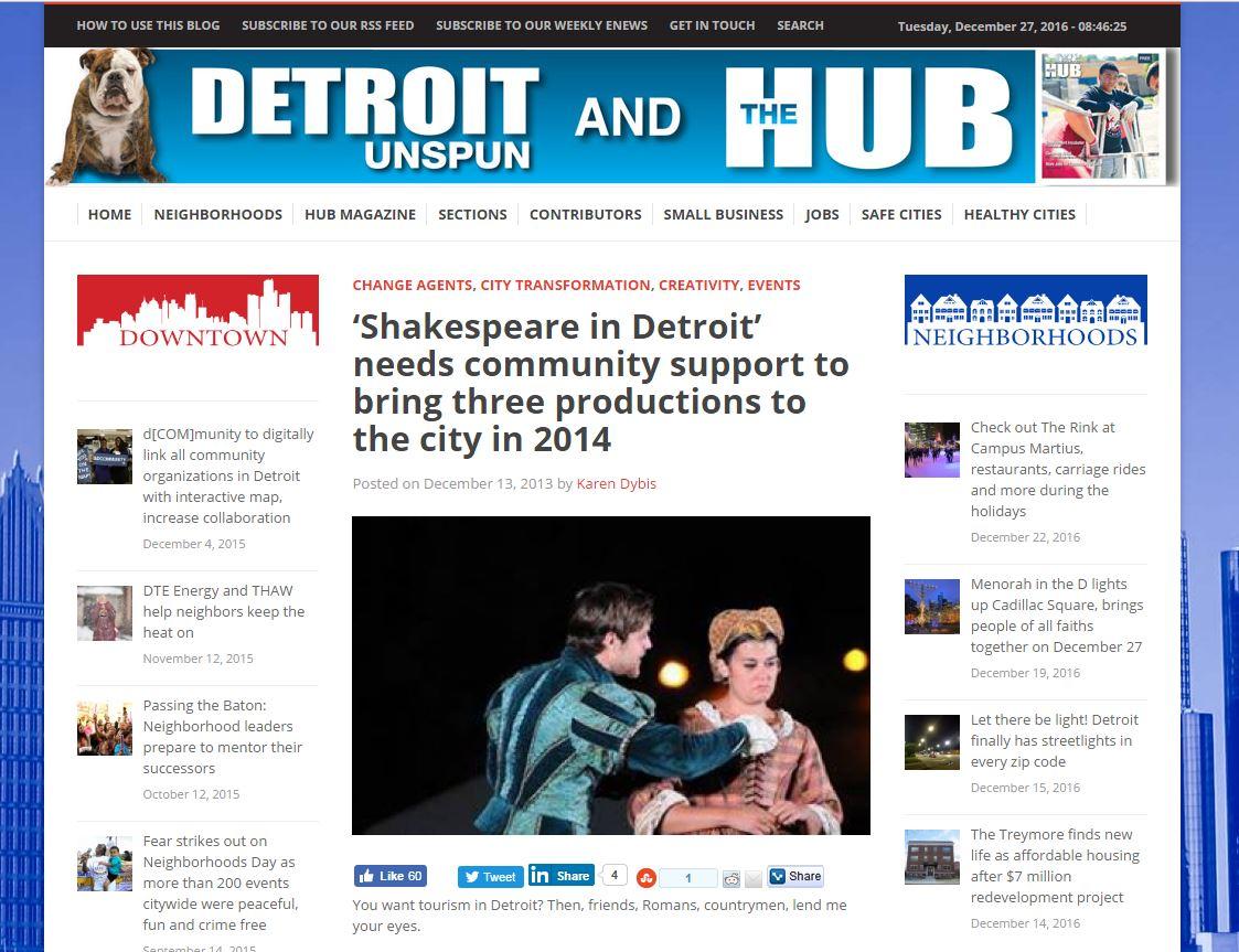 Detroit Unspun