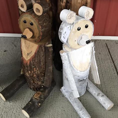 Wood Bears