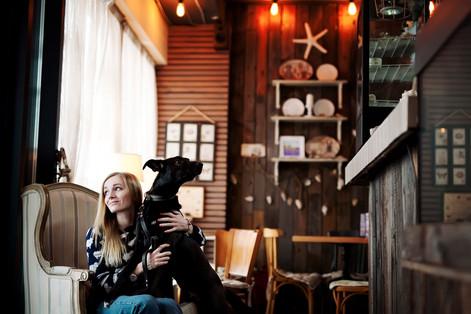 """Неожиданное знакомство с дичью для одной собаки. """"Федя, дичь!"""" на Даниловском рынке"""