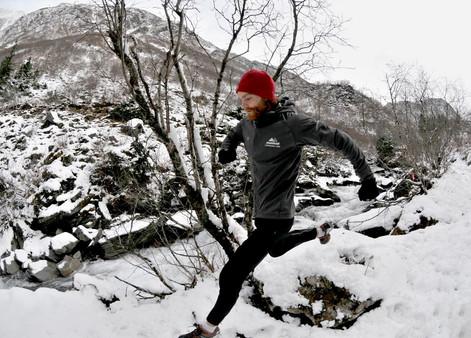 7 советов для бега по заснеженным и обледенелым трассам
