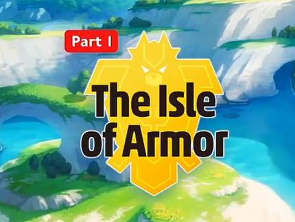 Pokemon: Isle of Armor 6/17