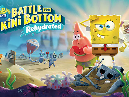 Battle for Bikini Bottom 8/18