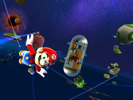 Super Mario Galaxy 9/26