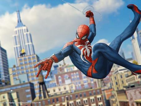 Spider-Man PS4 4/17