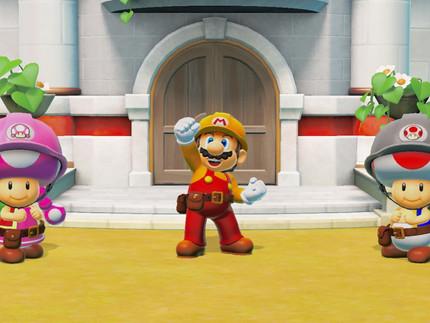Super Mario Maker 2 6/23