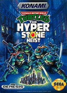 TMNT: The Hyperstone Heist 11/12