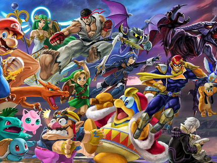 Smash Bros. Ultimate 11/28