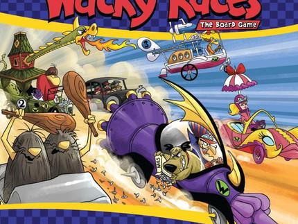 Wacky Races on twitch.tv/gameknightgeekbar