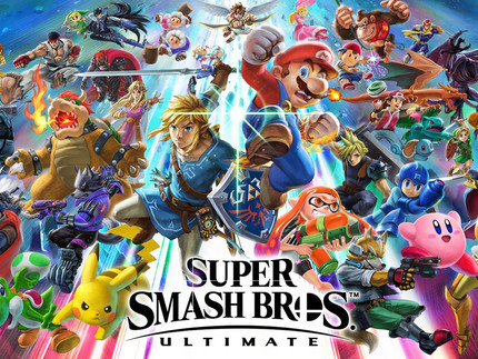 Super Smash Bros. Ultimate 8/22