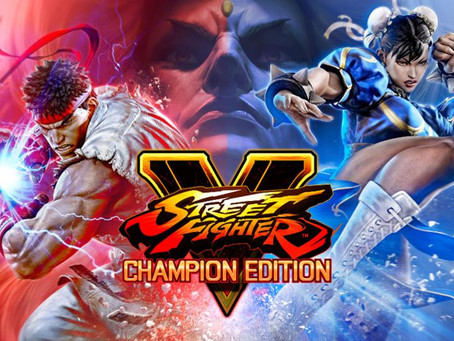 Street Fighter V: 4/13