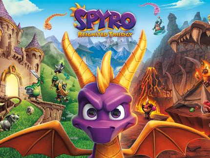Spyro the Dragon 3/24