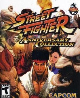 Street Fighter 30th Anniversary 4/1