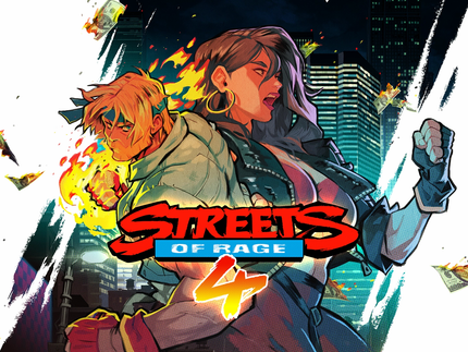 Streets of Rage 4 6/11