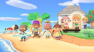 Animal Crossing: New Horizons 3/20