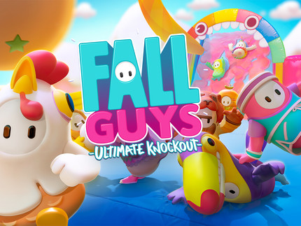 Fall Guys Multiplayer 8/29