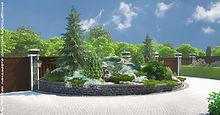 Ландшафтный дизайн, самые красивые ландшафтные проекты, ландшафтный дизайнер, сады, парки, ландшафт дачи, водоемы, беседки
