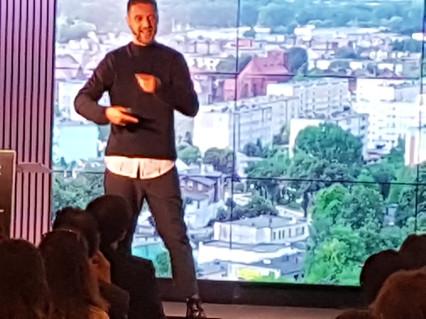 Maciej Szplitt GOIDare Mobile World Centre