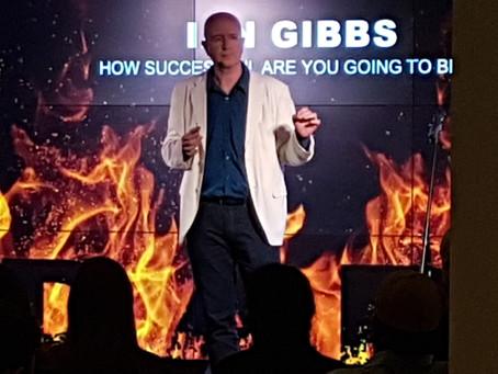 Ian Gibbs GOIDare Mobile World Centre