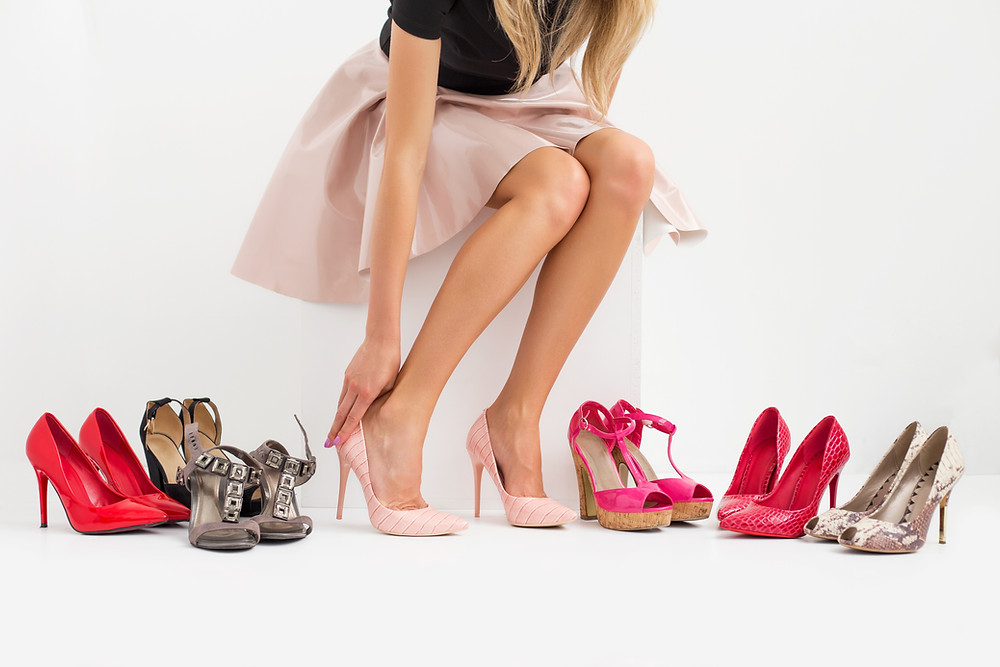 shoes that suit your image