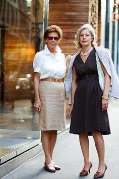 Dress like an Italian woman in Loafers.j